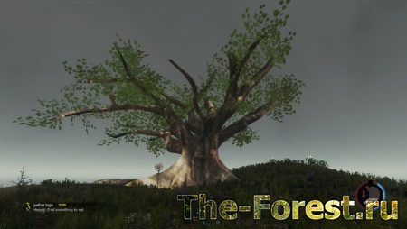 Мод для The Forest Rebalanced v2.4